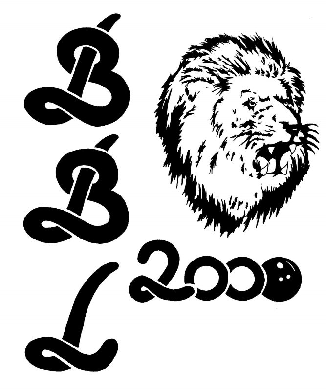 Logo des BBL 2000